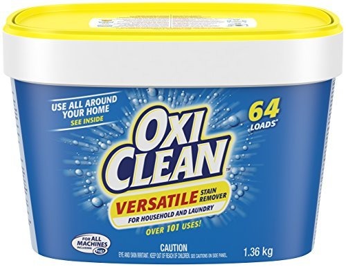 (Oxiclean Versatile Stain Remover For Household and Laundry for All Machines including HE (64 Loads))