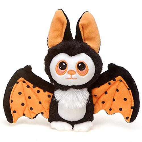 "Fiesta Toys Halloween 7"" Plush Bat"