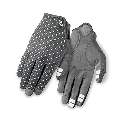Giro La DND Cycling Glove - Women's Dark Shadow/White Dots Medium