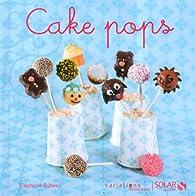 Cake pops par Stéphanie Bulteau