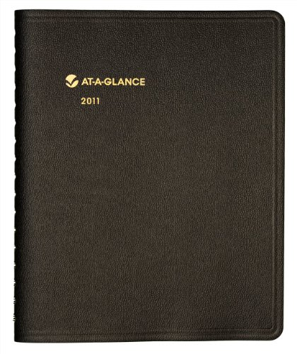 (AT-A-GLANCE 7082405 24-Hour Daily Appointment Book, 6 7/8 x 8 3/4, White, 2016)