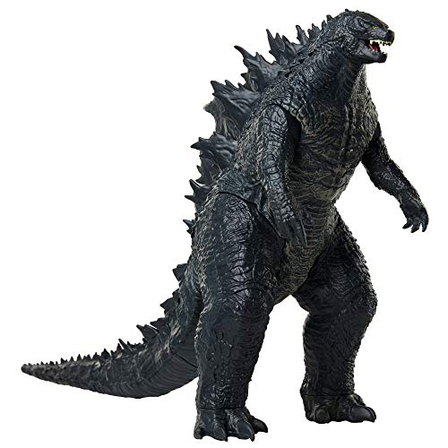 Godzilla King of Monsters: 12 Inch Action Figure – 20 Inches Long!