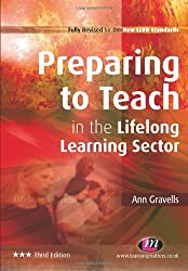 Amazon ann gravells books biography blog audiobooks kindle preparing to teach in the lifelong learning sector third edition new lluk standards fandeluxe Choice Image