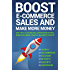 Boost E-commerce Sales and Make More Money: Three Hundred Tips to Increase Conversion Rates and Generate Leads