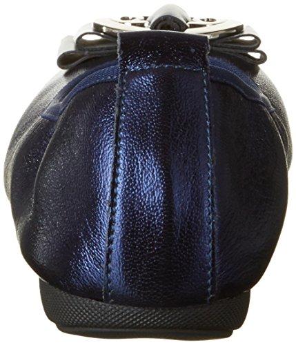Diavolezza 4905A, Ballerine Donna Blu (Azul)