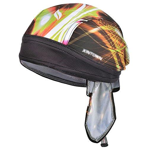 北極圏虚栄心窒素VBIGER サイクリング帽子 スカルキャップ ヘルメット 吸汗 速乾 スポーツキャップ アウトドアヘルメット ビーニーキャップ メンズレディース