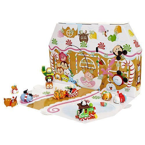 New Tsum Tsum Disney Countdown To Christmas Advent Calendar Mystery Stack by tang5.0