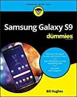 Samsung Galaxy S9 For Dummies Front Cover