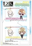 Gakuen K -Wonderful School Days- IC card sticker set 04 (Kusanagi Izumo / ten bundles Tatara)