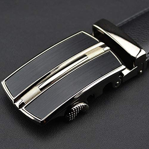 Mens automatic belt buckle mens belt