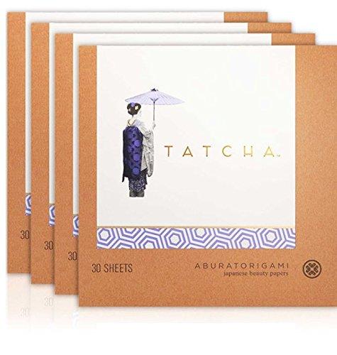 Tatcha Original Aburatorigami 4 Pack