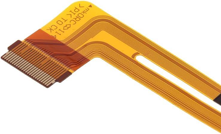 minansostey LCD Flex Ribbon Cable for Sony SR35E SR45E SR46E SR55E SR65E Camera Repair Part