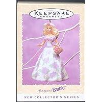 Springtime Barbie Keepsake Ornament 1995