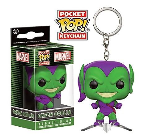 Marvel Comics Pocket Pop! Vinyl Keychain Green Goblin 4 cm ...