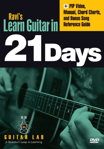 Guitar Favorites Dvd - LEARN TO PLAY GUITAR IN 21 DAYS