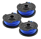 Weed Eater TNE Cordless Trimmer 3 Pack .065 Spool # 545124406-3PK