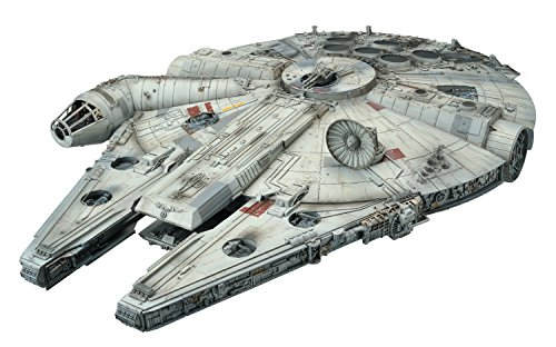Fine Molds Star Wars (Revell Star Wars 1/72 Millennium Falcon Model Kit)