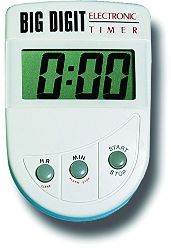 General Tools & Instruments LCD Timer