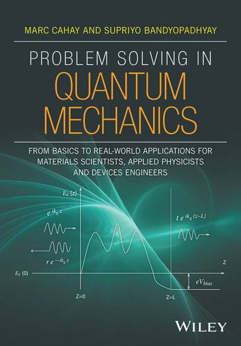 Image for publication on Problem Solving in Quantum Mechanics: From Basics to Real-World Applications for Materials Scientists, Applied Physicists and Devices Engineers
