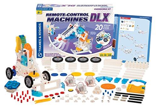 Thames and Kosmos Remote-Control Machines DLX by Thames & Kosmos (Image #2)