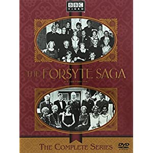 The Forsyte Saga - The Complete Series (2003)
