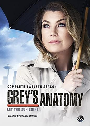 Grey's Anatomy: Season 12 (Greys Anatomy Dvd Seasons)