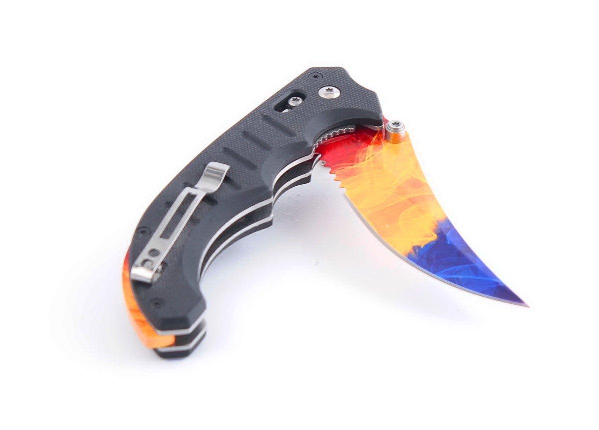 CSGO Flip Knife - Marble Fade - Entrenador CSGO Knife Skin ...