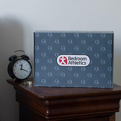 Bedroom Athletics-McQueen, kariert, Fleece, Gr. M, Marineblau/Schwarz