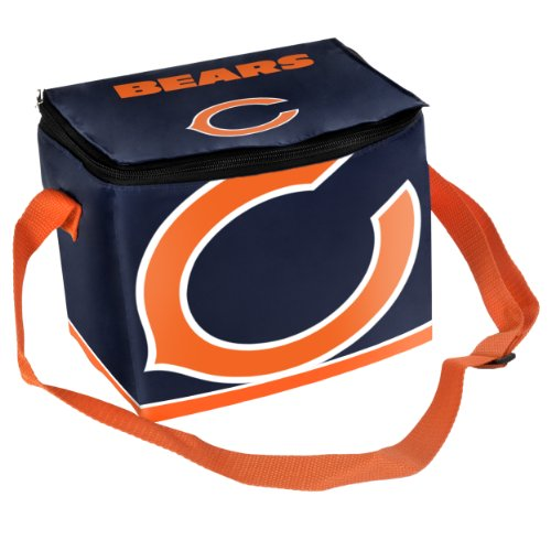 NFL Chicago Bears Big Logo Team Lunch Bag (Chicago Bears Lunch Box compare prices)