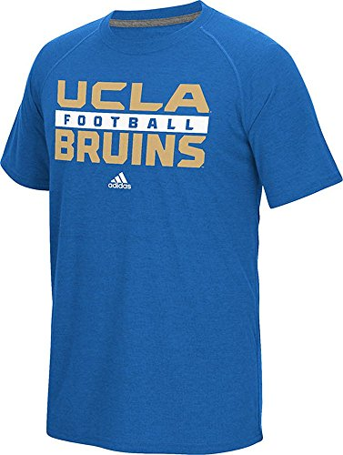 adidas UCLA Bruins Ultimate Synthetic Performance Shirt (Small)