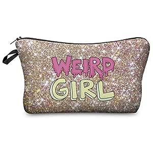 girl waterproof travel cosmetic supplies storage bag cosmetic bag