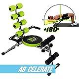Gymform Celerate Appareil abdominal Noir/Vert