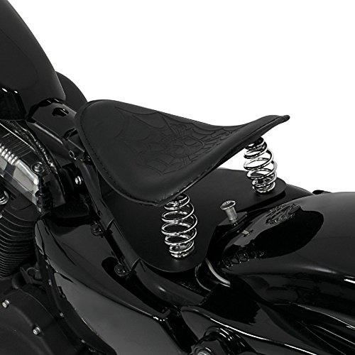 XVS 650 A Drag Star Classic//Drag Star Selle si/ège solo SG8 noir Yamaha XVS 1100 A Drag Star Classic//Drag Star XVS 950 A Midnight Star XVS 1300 A Midnight Star//Custom