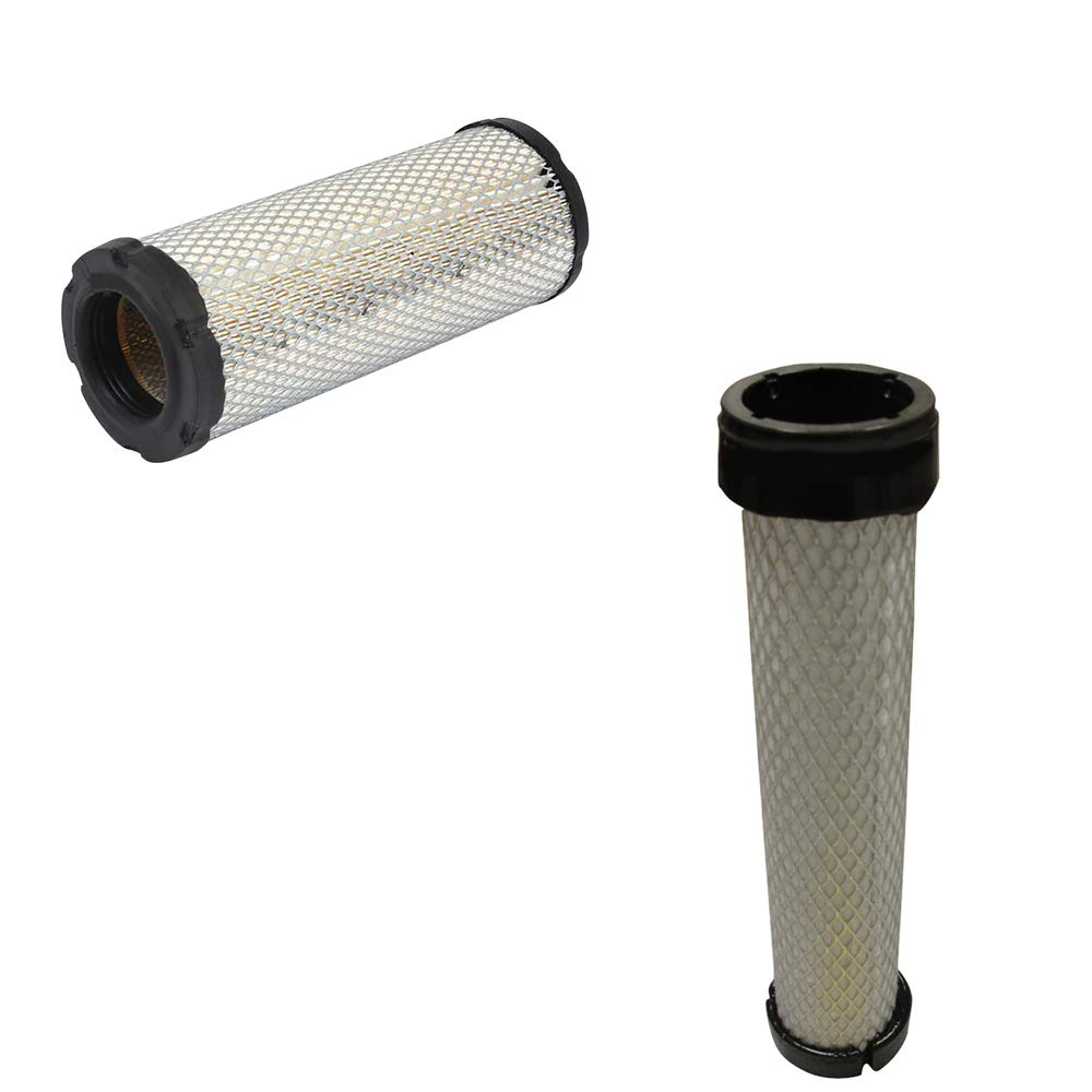 Kohler 25 083 01-S / 25 083 04-S Air Filter and Safety Element Kit