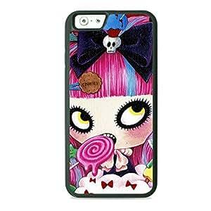 Case Fun Case Fun Sweet Girl TPU Rubber Back Case Cover for Apple iPhone 6 4.7 inch
