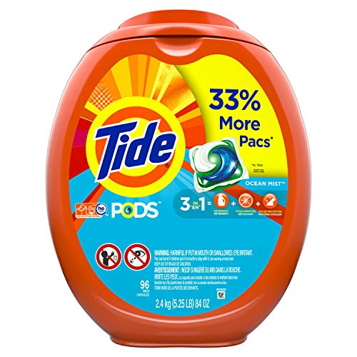 Best tide with bleach laundry detergent he list