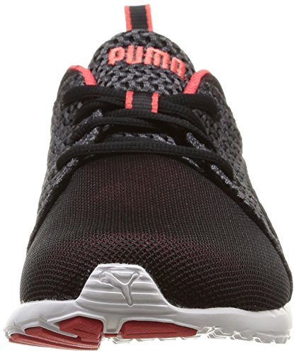 Rosso Da Puma Sneakers Wn's 03 Carson Donna black Runner red Knit cayenne Rot nxqX0wX1