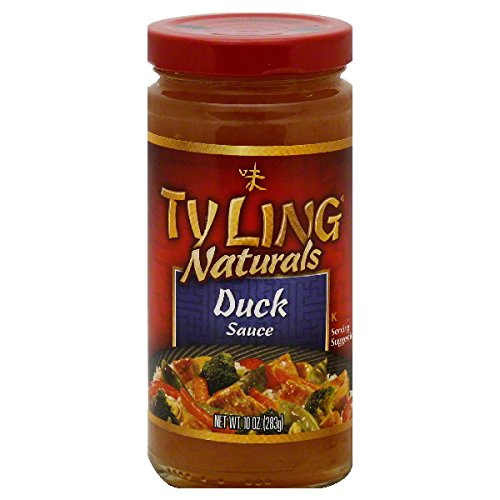 (Ty Ling Natural Duck Sauce 10oz)