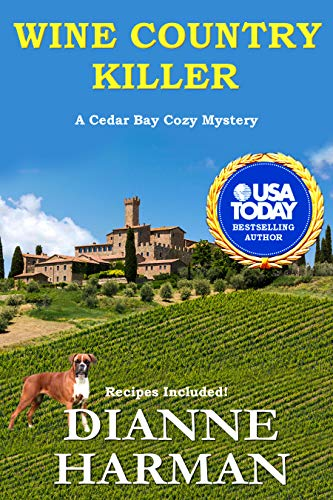 Wine Country Killer by Dianne Harman ebook deal