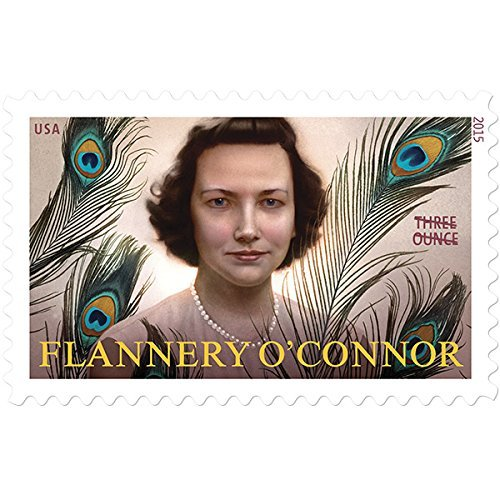 3 Cent Postage Stamp (Flannery O'connor Sheet of 20 X.93 Cent - Three Ounce Rate U.s. Postage Stamps Usps)