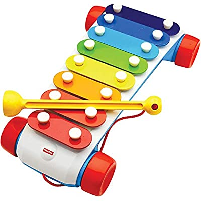 Fisher-Price Classic Xylophone: Toys & Games