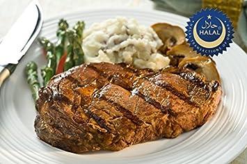 Creekstone Farms Halal Certified Boneless Ribeye Steaks