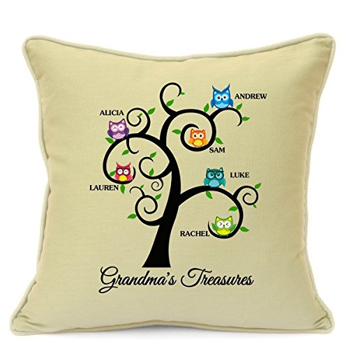 Personalized Presents Gifts For Grandma Granny Nanny Mum ...