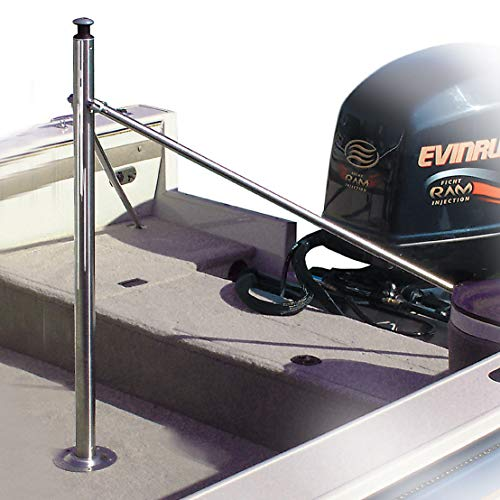 (Barefoot International 45-Inch Fixed Pro Ski Tow Pylon)