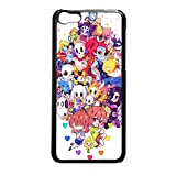 Undertale 2 Case / Color Black Plastic / Device iPhone 5c