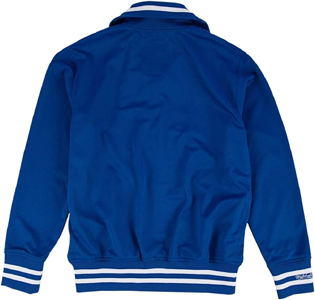 Mitchell /& Ness Los Angeles Dodgers Jacket 1981 Batting Practice