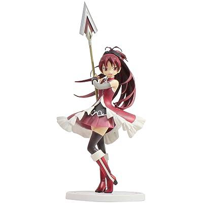 Banpresto Kyoko Sakura Madoka Magica SQ Puella Magi Action Figure: Toys & Games