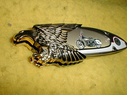 Franklin Mint Harley Davidson Duo-Glide (Harley Duo)