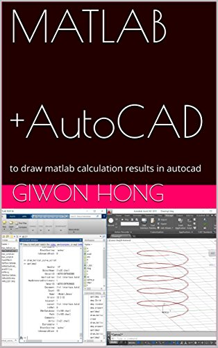 matlab + autocad: to draw matlab calculation results in autocad (1