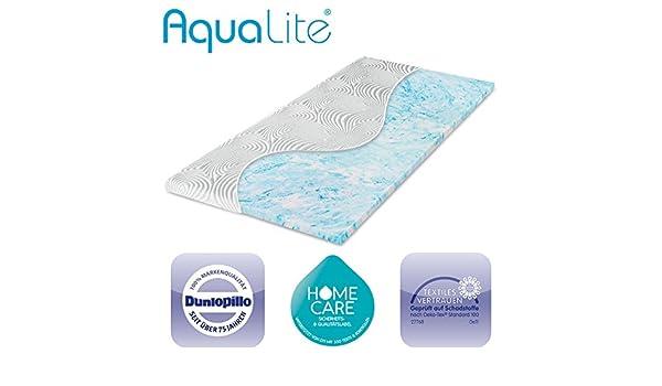 Dunlopillo Topper Aqua Lite para Estructura - colchón 100 x 200 cm: Amazon.es: Hogar